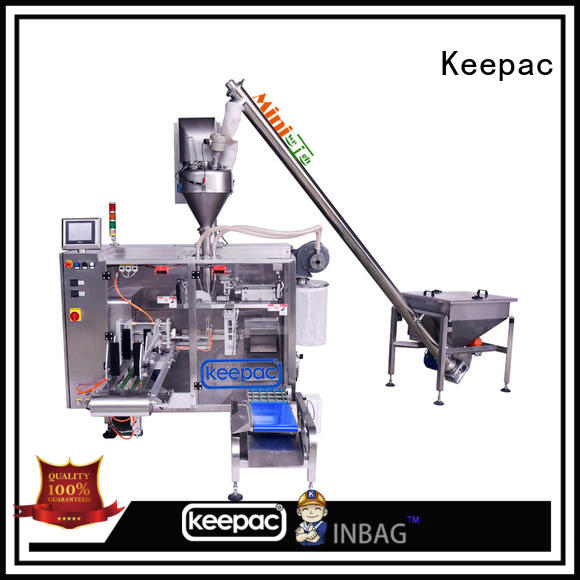 Keepac High-quality automatic powder packing machine factory for standup pouch