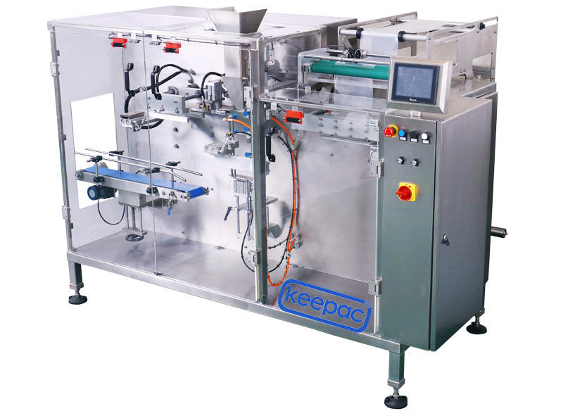 Keepac easy adjustable horizontal packaging machine company for food-3