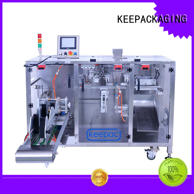 Keepac convenient automatic powder packing machine supplier for food