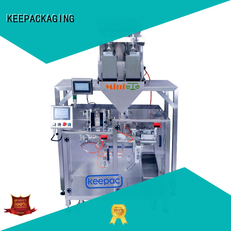 professional automatic form fill seal machines wholesale for standup pouch