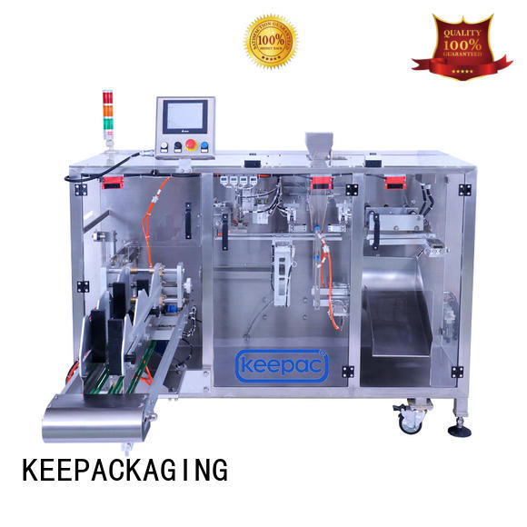 Best horizontal form fill seal machine duplex factory for food