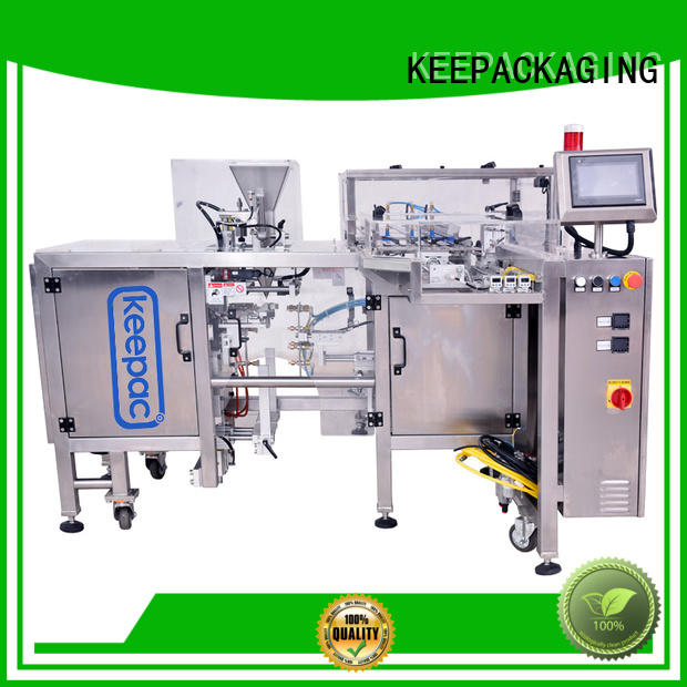 automatic grain packing machine quick release for food Keepac