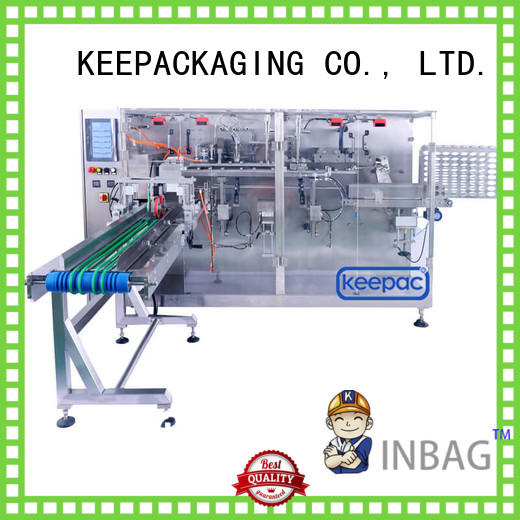 Keepac automatic types of packaging machines factory
