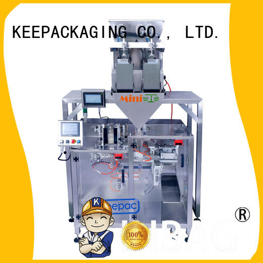 professional automatic powder packing machine linear wholesale for standup pouch