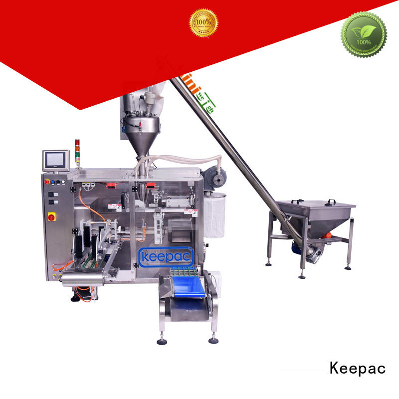 Wholesale form fill seal machine 8 inches factory for zipper bag