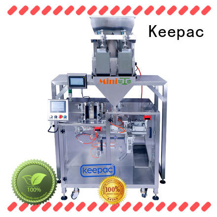 Latest pick fill seal machine duplex factory for standup pouch