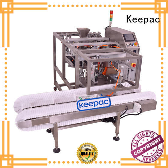 different sized product packaging machine quick release for food Keepac
