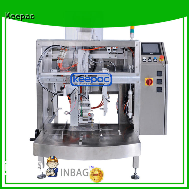 good price small food packaging machine quick release manufacturing for pre-openned zipper pouch