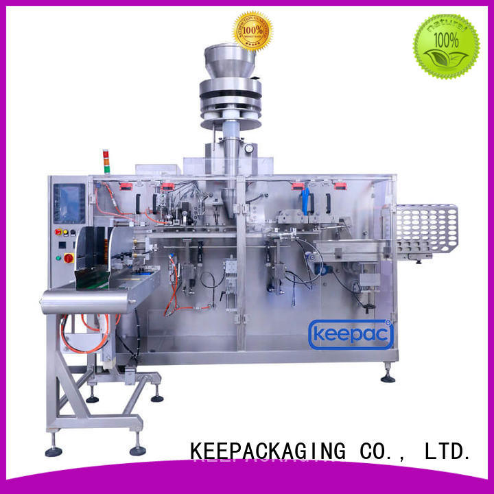 Keepac safe dry food packing machine customized for beverage