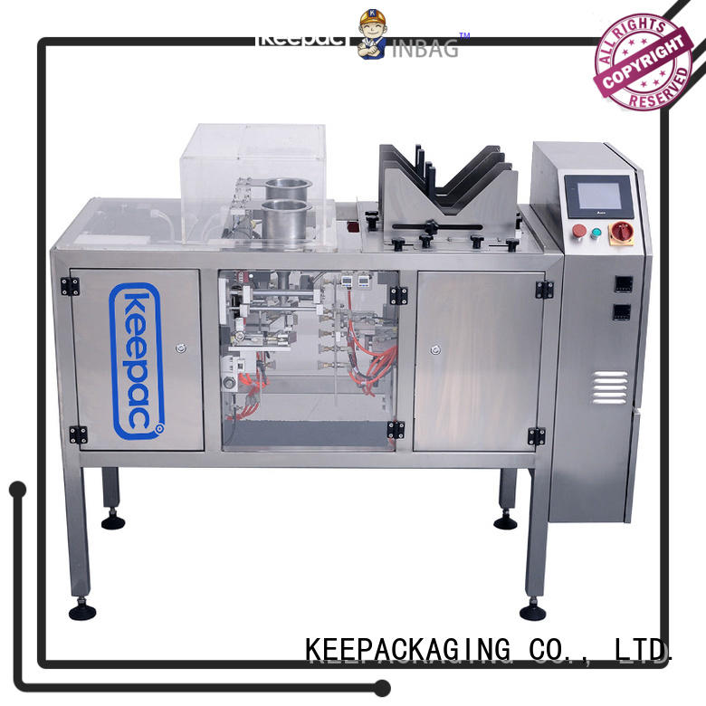 professional grain packing machine quick release customized for beverage