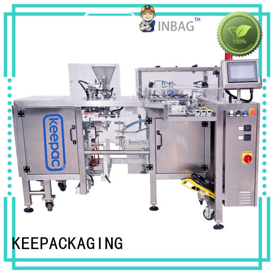Keepac Latest doypack machine factory for beverage