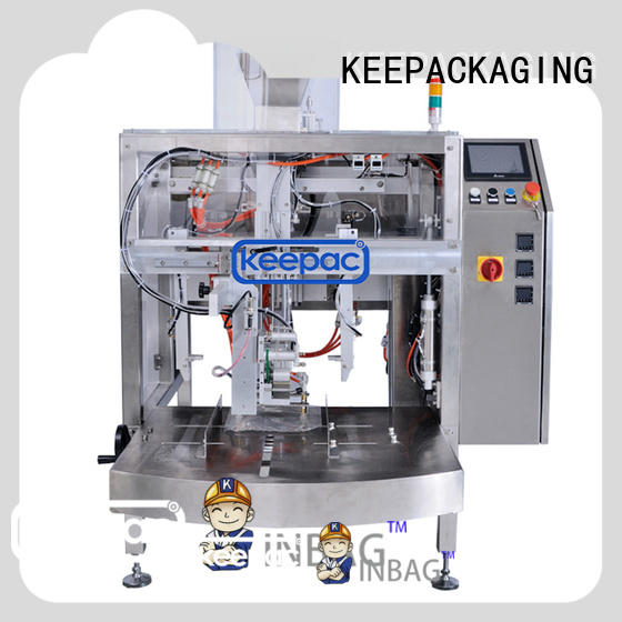 Keepac High-quality snack food packaging machine for business for food