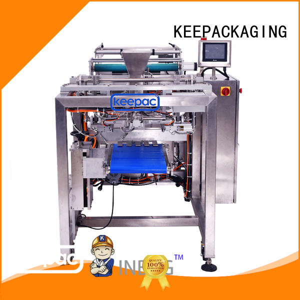 Keepac minitube auto packaging machine for business for food