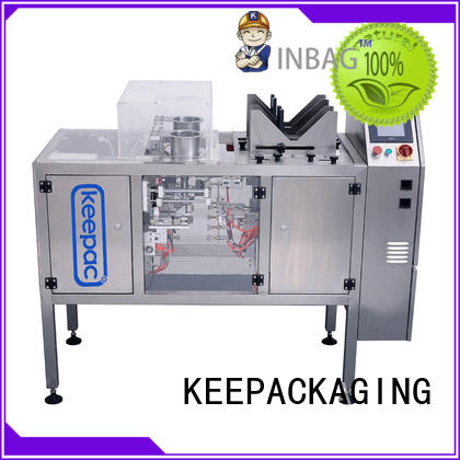 Keepac New chips packaging machine factory for food