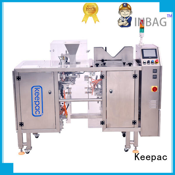 Wholesale small food packaging machine mini factory for pre-openned zipper pouch