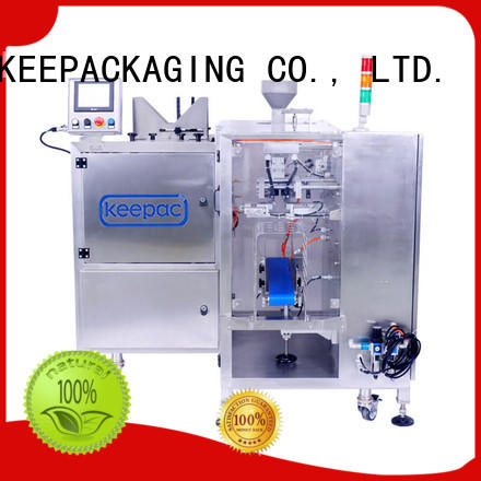 Keepac Latest food packaging machine Suppliers for pre-openned zipper pouch