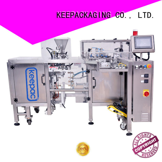 low cost doypack packaging machine customized for food