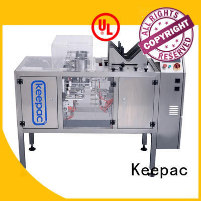 Keepac stainless steel 304 small food packaging machine manufacturers for food