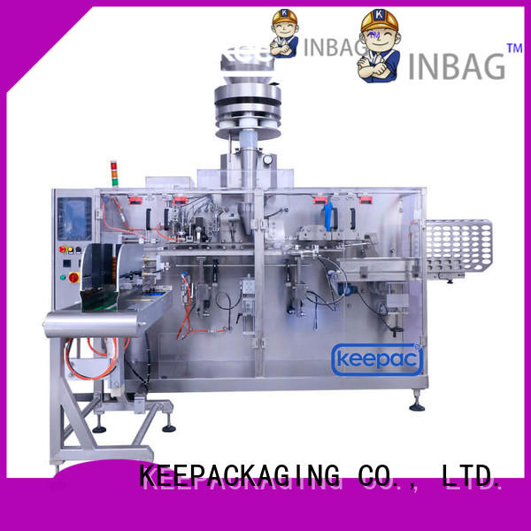 automatic dry food packing machine easy adjustable supplier for beverage