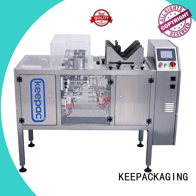 Top mini doypack machine mini factory for beverage