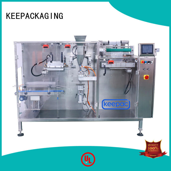 Keepac cup low cost packing machine manufacturer for beverage