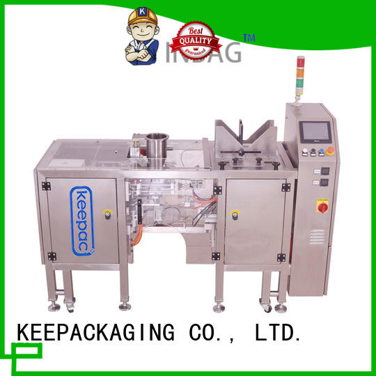 efficient mini doypack machine mini customized for food