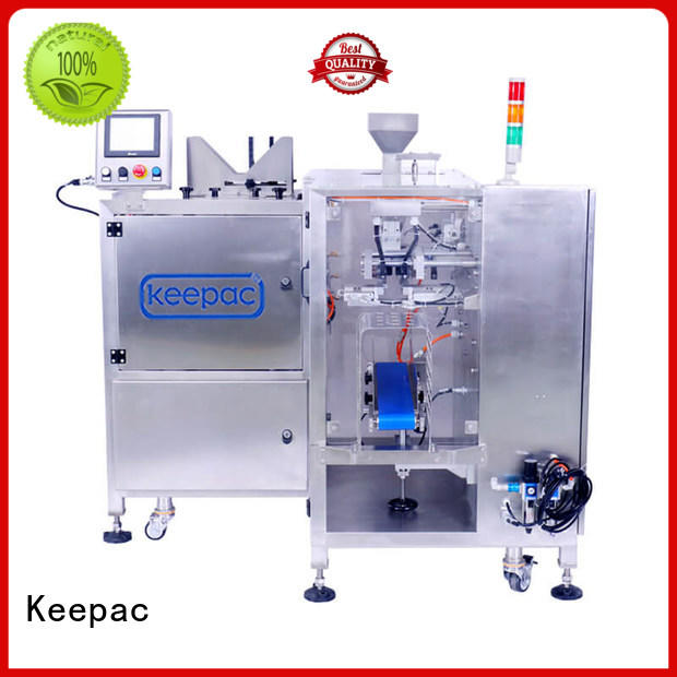Latest small food packaging machine different sized company for pre-openned zipper pouch