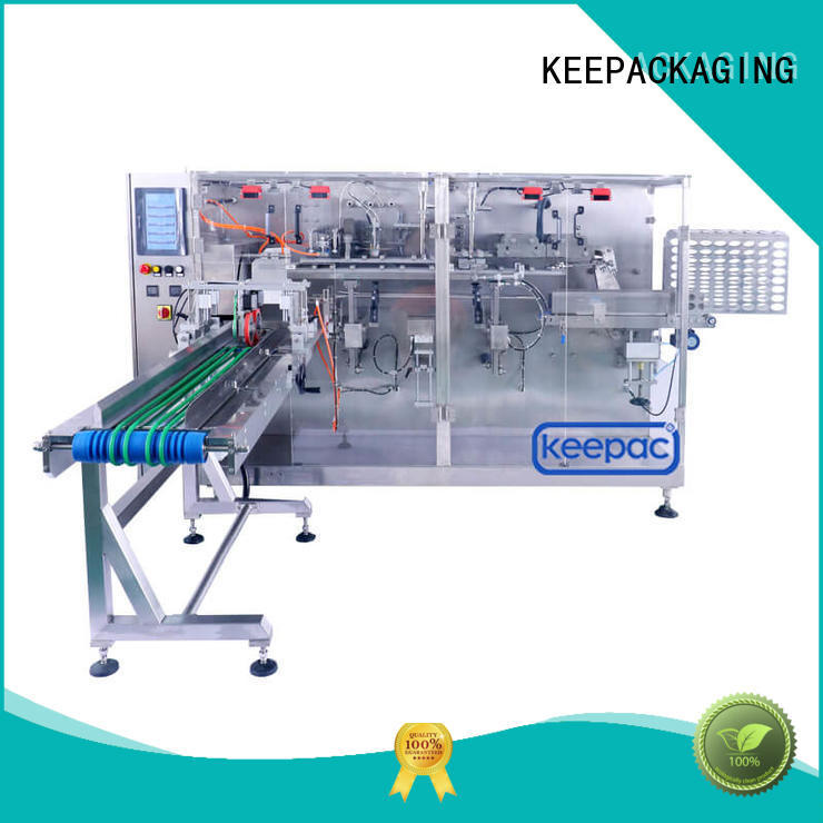high quality packaging machine design multi bag format customized for commodity