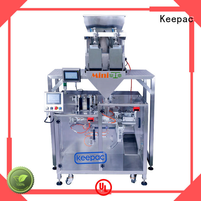 Latest automatic powder packing machine 8 inches Suppliers for zipper bag