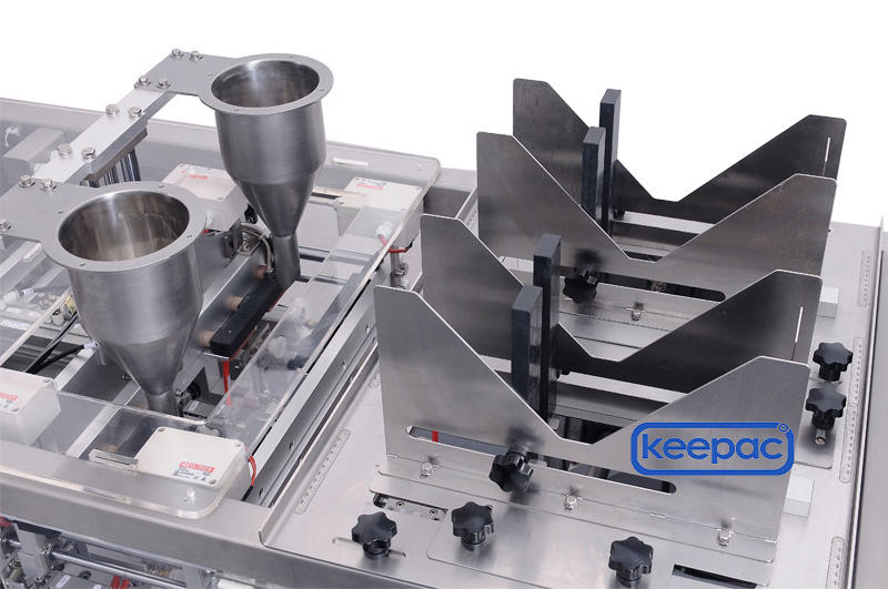 Keepac automatic fully automatic packing machine multi bag format for food-1