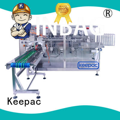 automatic snacks packaging machine supplier for commodity