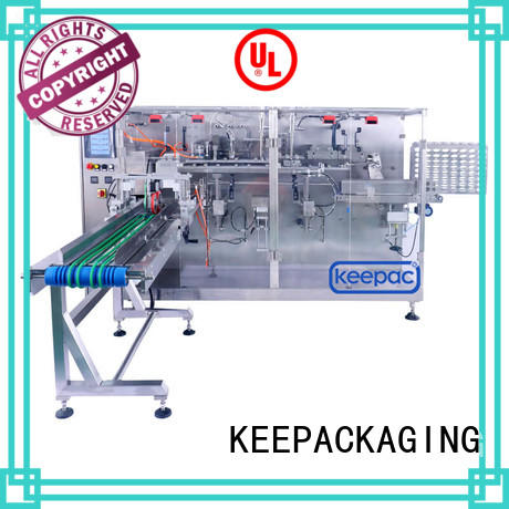 high quality horizontal packing machine pouch factory for commodity