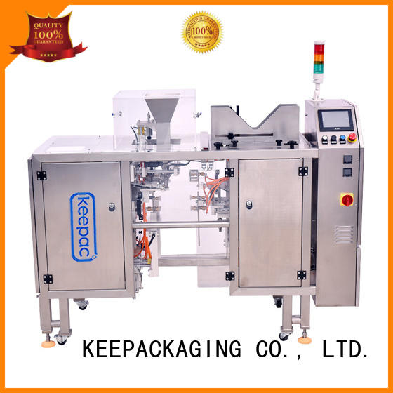adjustable chips packaging machine different sized factory direct for food
