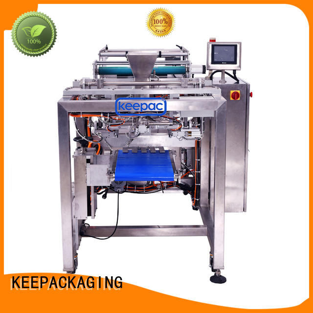 low cost automatic rice packing machine wholesale for zipper bag