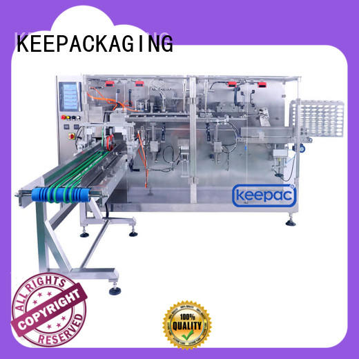 professional new packaging machine manufacturer for beverage Keepac