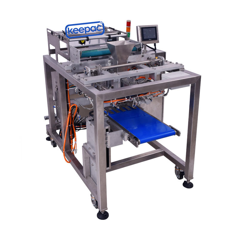 Keepac straight flow design automatic packing machine for business for zipper bag-1