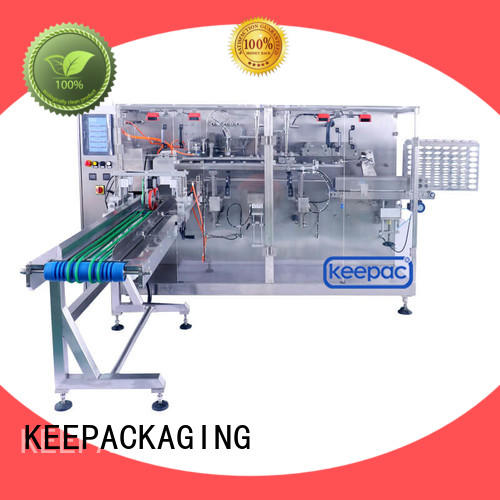 automatic dry food packing machine easy adjustable customized for beverage