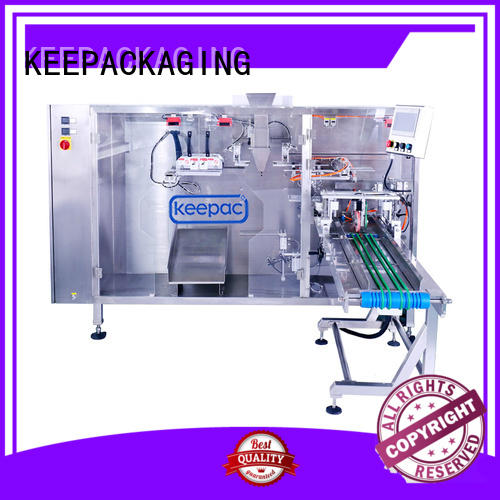 cost-effective juice pouch packing machine 8 inches supplier for zipper bag