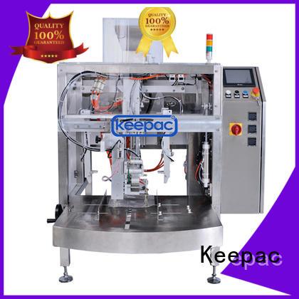 Keepac Custom automatic grain packing machine company for food