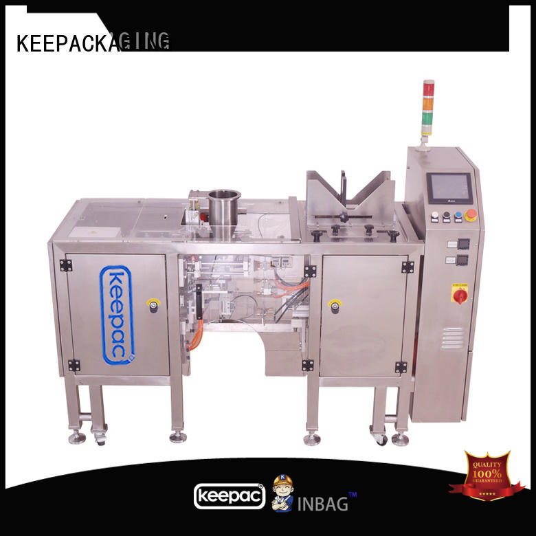 Keepac efficient food packaging machine factory direct for food