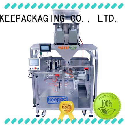 Keepac Custom powder packing machine manufacturers for food