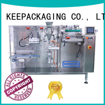 Keepac durable horizontal packing machine supplier for beverage