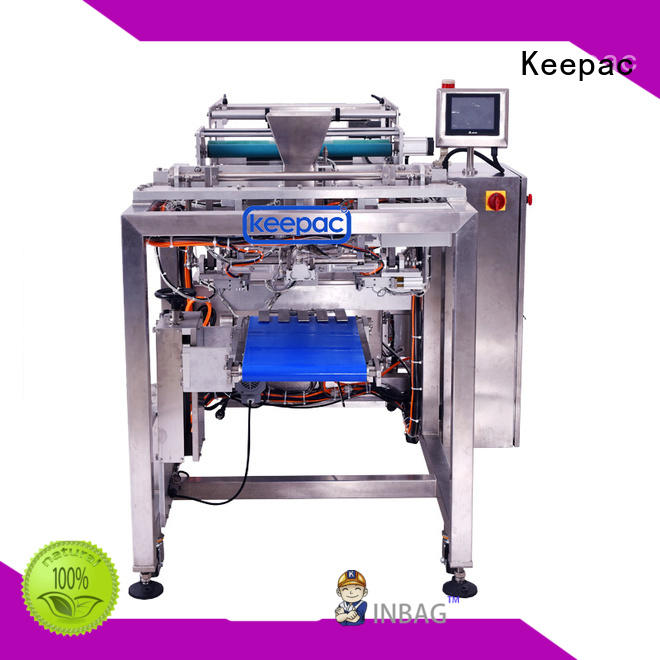 Keepac cost-effective biscuits packing machine wholesale for standup pouch