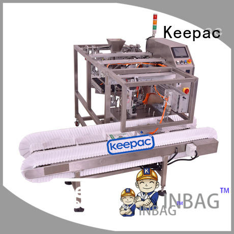 Latest doypack machine multi bag format company for pre-openned zipper pouch