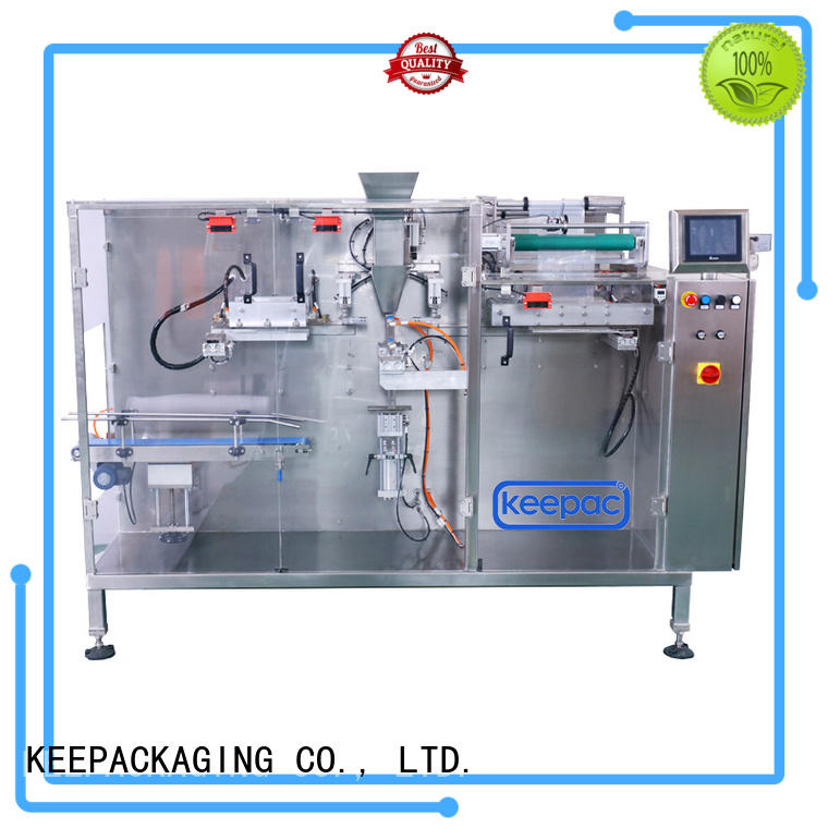 Keepac professional industrial packing machine easy adjustable for beverage