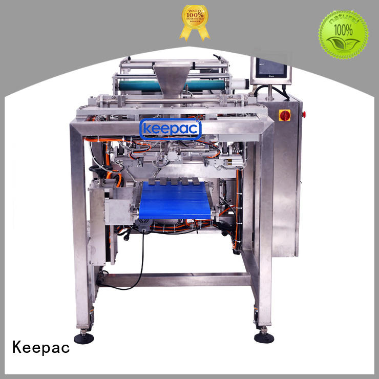 Keepac cost-effective food packing machine manufacturing for standup pouch