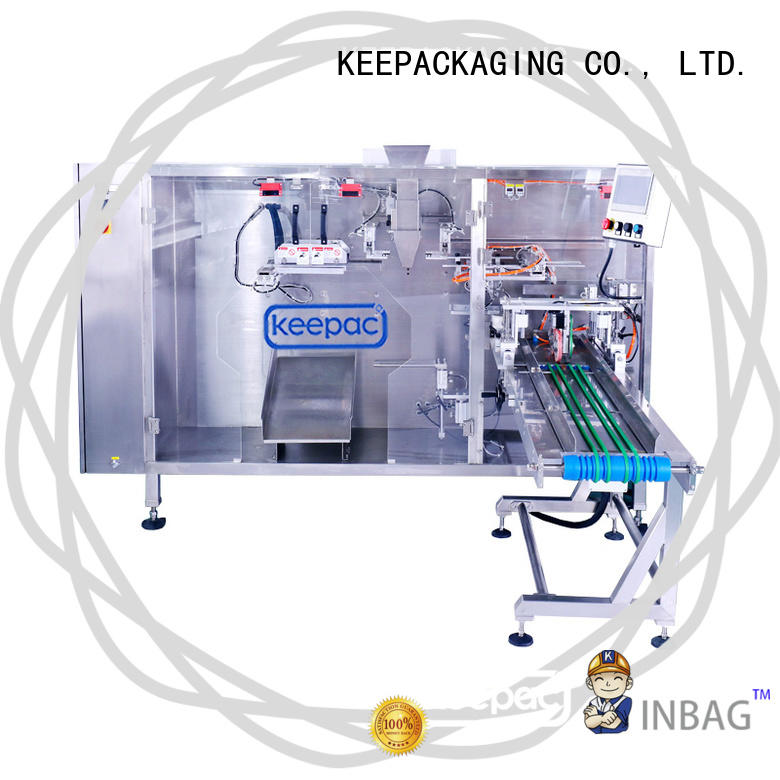 hot selling liquid pouch packing machine quick release supplier for standup bag