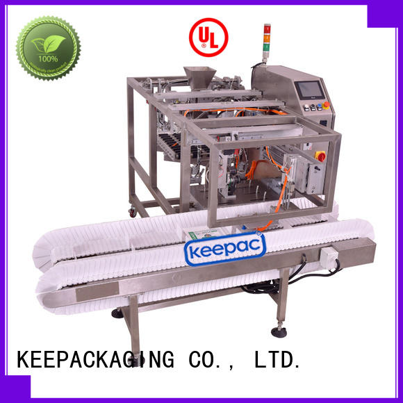Keepac stainless steel 304 mini doypack machine wholesale for beverage