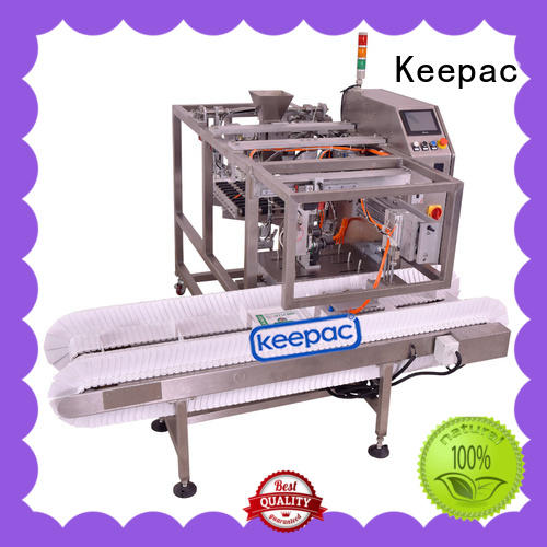 Keepac High-quality mini doypack machine for business for food
