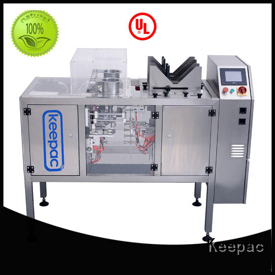 Keepac Best food packaging machine company for food